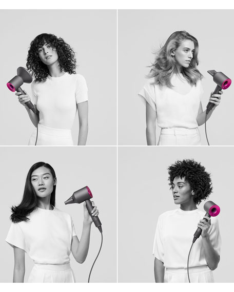Dyson Supersonic Hair Dryer in Fuchsia<br><b>2017 Allure & Glamour Award Winner</b>