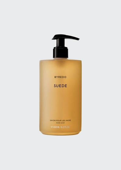 Suede Hand Wash, 15 oz./ 450 mL