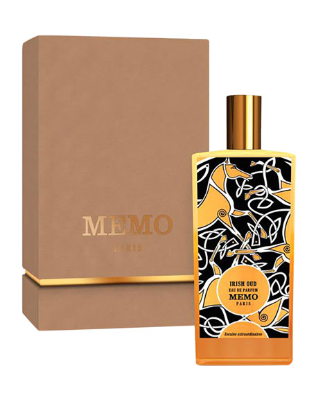 MEMO Irish Oud EDP, 75 mL