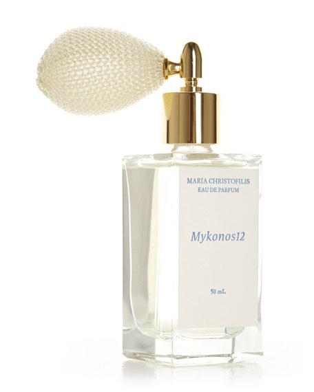 Mykonos12 Eau de Parfum Spray, 50 mL