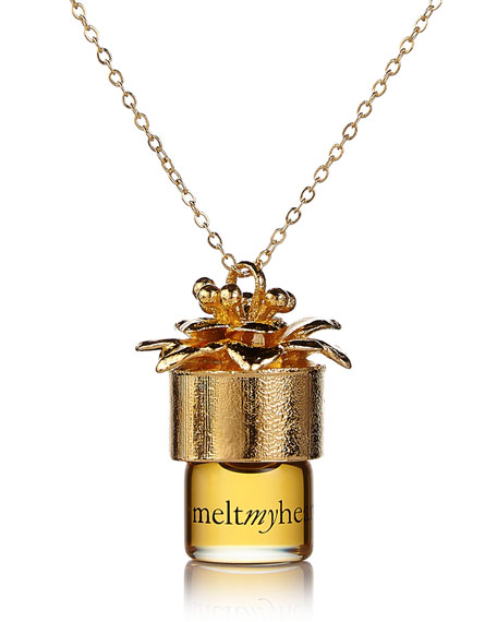 "meltmyheart 24"" perfume necklace, 1.25 ml"