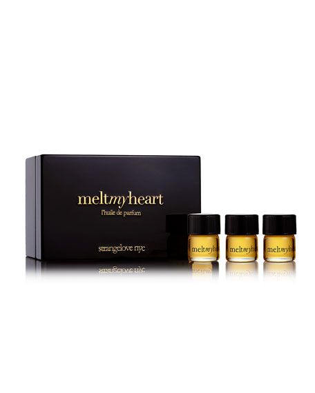meltmyheart refill set, 3 x 1.25 ml