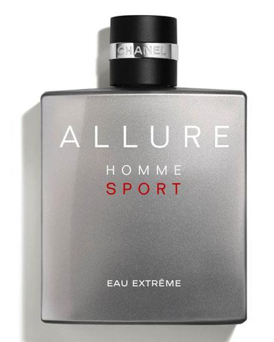 <b>ALLURE HOMME SPORT EAU EXTRÊME</b><br>Eau de Parfum Spray, 5.1 oz./ 150 mL