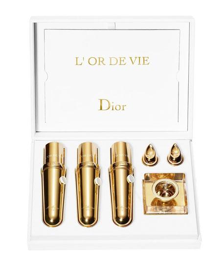 Limited Edition L'Or de Vie La Cure Vintage Coffret
