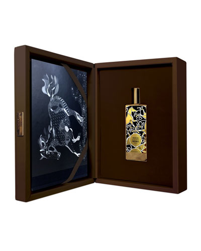 Irish Oud Limited Edition Leather Coffret, 75 mL