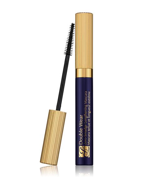 Double Wear Zero-Smudge Lengthening Mascara 01 Black 0.22 Oz/ 6.6 Ml