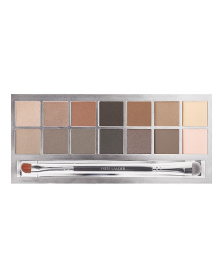 Limited Edition Sumptuous Knockout Eyeshadow Palette, Sultry Nudes