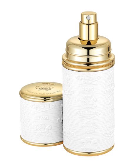 Atomizer Gold/White, 50 mL