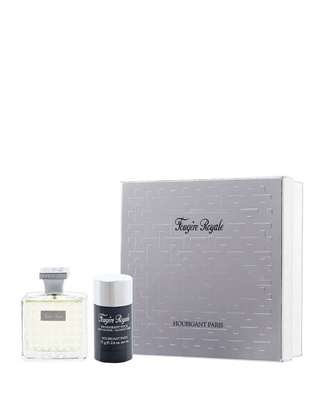 Fougere Royale Fragrance Set