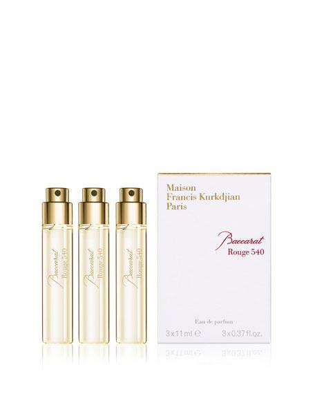 Baccarat Rouge 540 Eau de Parfum Spray Refills,