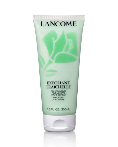 Lancome Exfoliant Fraîchelle Invigorating Body Scrub, 6.7
