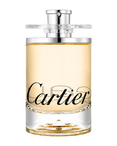 Eau de Cartier Eau de Parfum  3.4 oz./ 100 mL