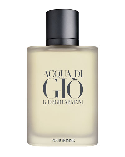 Acqua di Gio for Men Eau de Toilette  3.4 oz./ 100 mL