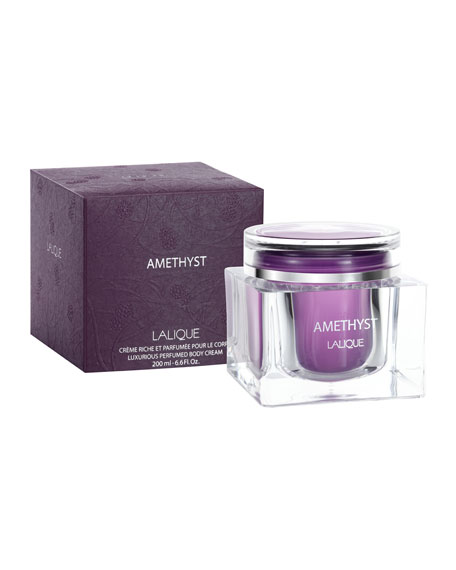 Lalique Amethyst Body Cream