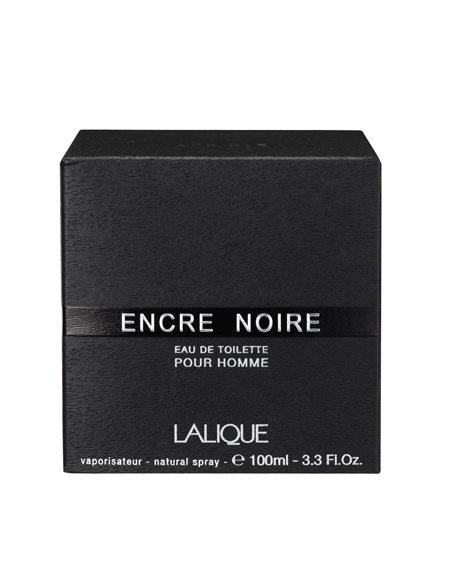 Lalique Encre Noire Pour Homme Eau de Toilette,