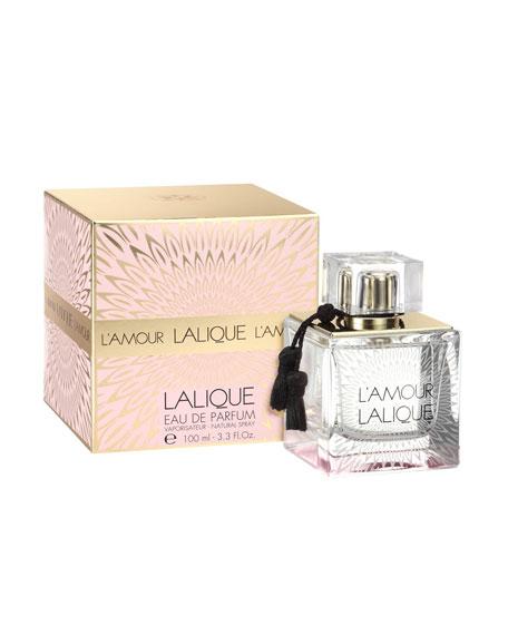 L'Amour Lalique Eau de Parfum, 3.4 oz./ 100