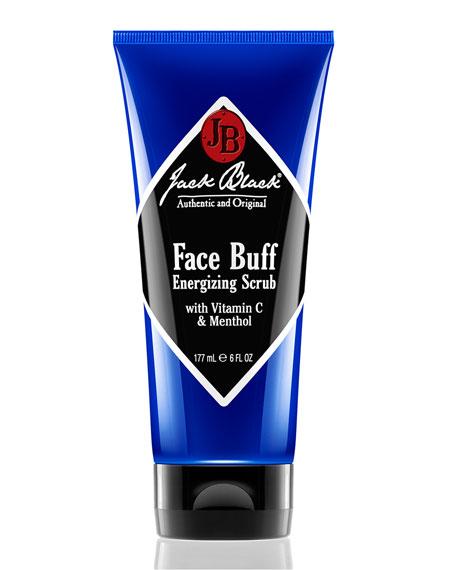 Jack Black Face Buff Energizing Scrub, 6 oz.
