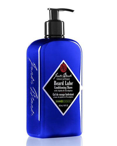 Beard Lube Conditioning Shave Balm, 16 oz.