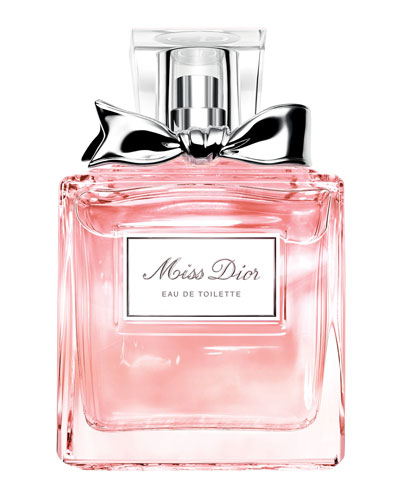 Miss Dior Eau de Toilette, 1.7 oz./ 50 mL