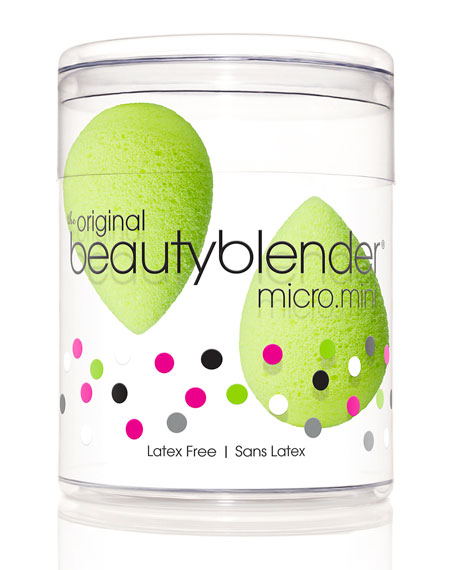 beautyblender micro.mini, 2 blenders <br>