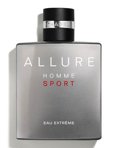 <b>ALLURE HOMME SPORT EAU EXTRÊME</b><br>Eau de Parfum Spray, 3.4 oz.