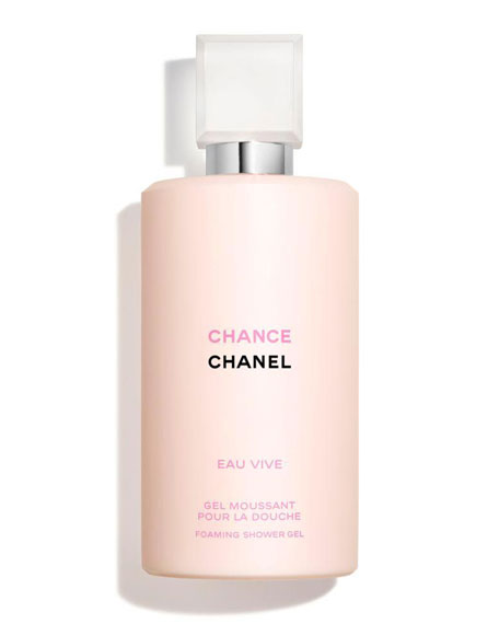 CHANEL CHANCE EAU VIVE FOAMING SHOWER GEL