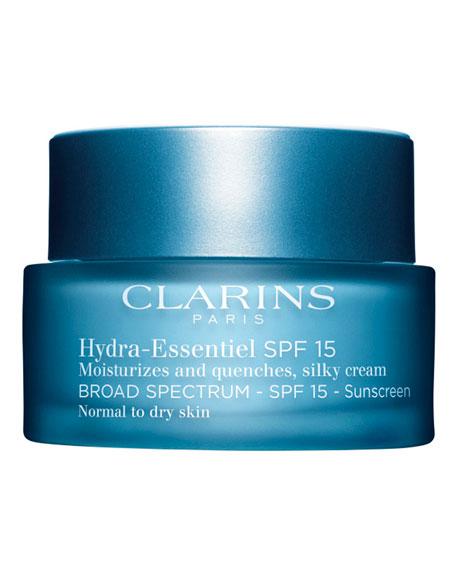 Clarins Hydra-Essentiel Silky Cream SPF 15 - Normal