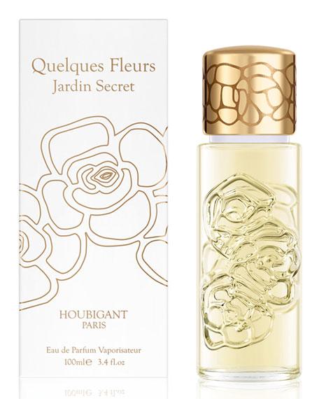 Quelques Fleurs Jardin Secret Eau de Parfum, 100 mL