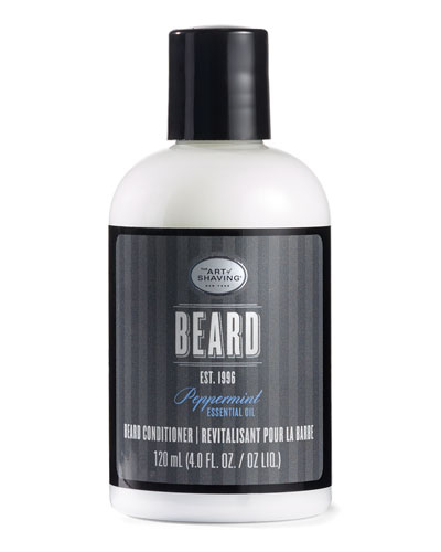 Peppermint Beard Conditioner  4 oz./ 118 mL