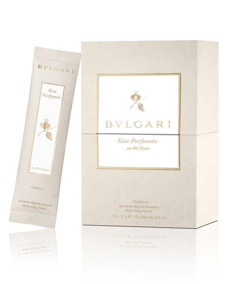 Eau Parfum&#233e Au Th&#233 Blanc Refreshing Towels