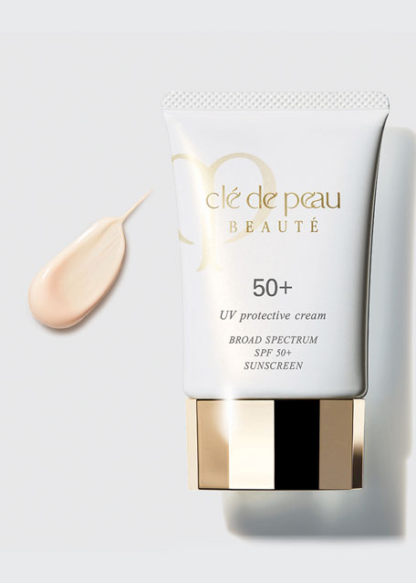 Cle De Peau UV Protective Cream Broad Spectrum