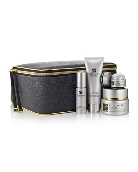 LIMITED 0ION Re-Nutriv Indulgent Luxury for Face Ultimate Lift Age-Correcting Collection