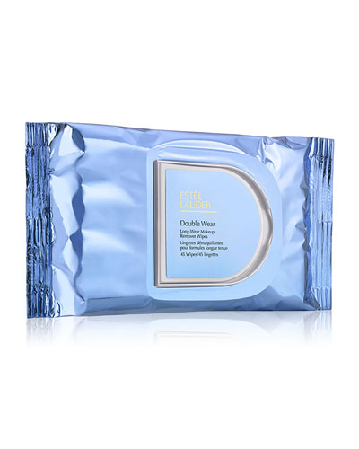 Double Wear LongWear Makeup Remover Wipes