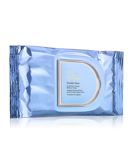Estee Lauder Double Wear LongWear Makeup Remover Wipes