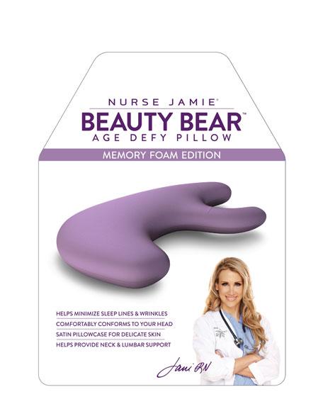 Beauty Bear™ Age Delay Pillow Memory Foam Edition