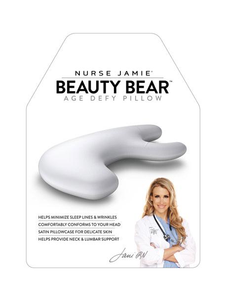Beauty Bear™ Age Delay Pillow - White