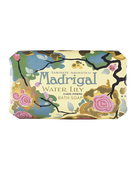 Claus Porto Madrigal - Water Lily Soap, 350g