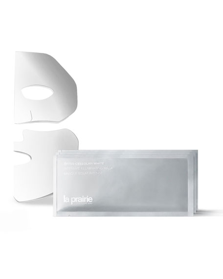 Swiss Cellular White Intensive Illuminating Mask