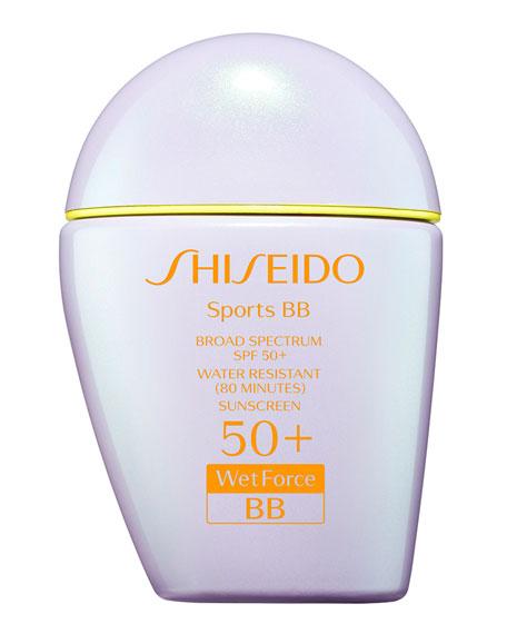 Sports BB Broad Spectrum SPF 50+ WetForce, Dark, 30 mL