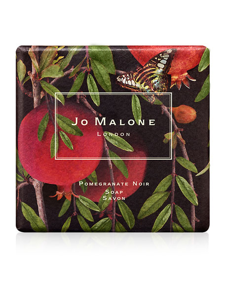 Pomegranate Noir Soap, 100g