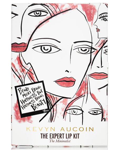 Kevyn Aucoin Limited Edition The Expert Lip Kit,