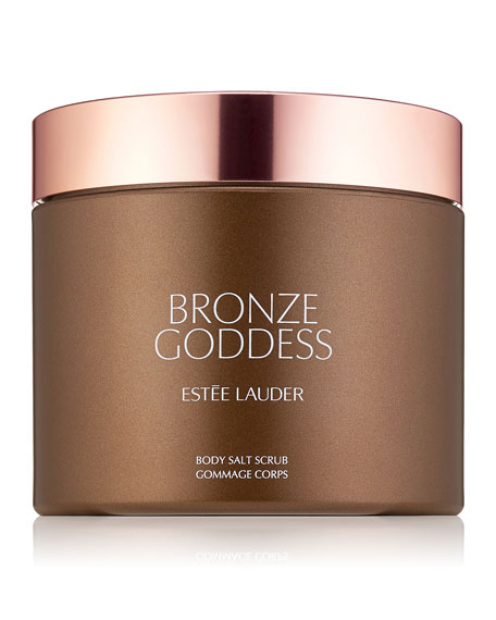 Bronze Goddess Body Salt Scrub, 12 oz.