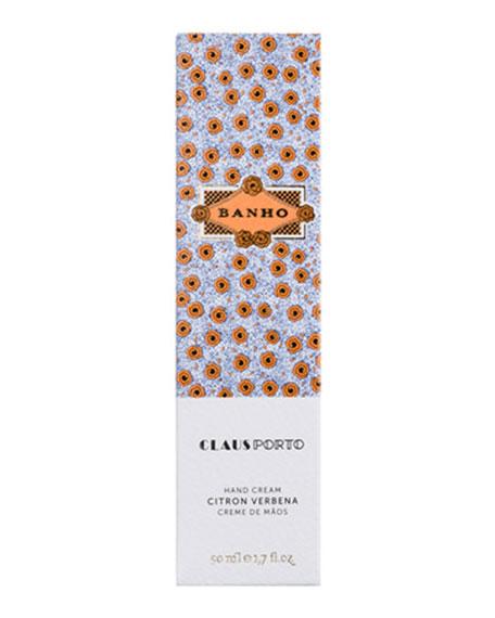 Banho - Citron Verbena Hand Cream, 50 mL