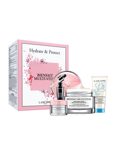 The Bienfait Multi-Vital Regimen Set