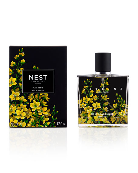 Nest Fragrances Citrine Eau de Parfum, 50 mL