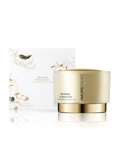 Limited Edition TIME RESPONSE Skin Renewal Creme