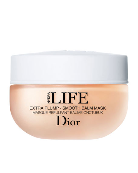 Dior Hydra Life Extra Plump Smooth Balm Mask