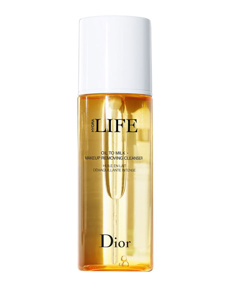 Hydra Life Oil To Milk Makeup Removing Cleanser