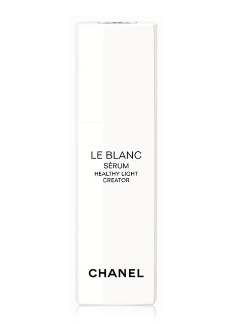 CHANEL LE BLANC S&#201RUM Healthy Light Creator