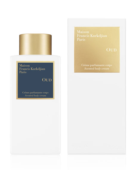 Scented Body Cream Oud, 8.4 oz./ 250 mL